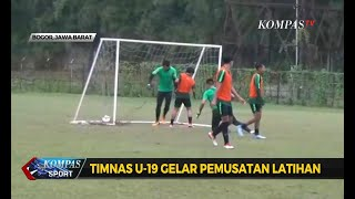 Timnas U-19 Gelar Latihan Jelang Kualifikasi Piala Asia U-19