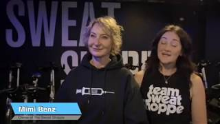 The Sweat Shoppe Raises Funds For A Cause with Homeless Health Care Los Angeles