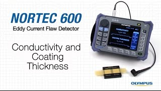NORTEC 600 - Conductivity and Coating Thickness Calibration Guide(In this instructional video, you'll learn the fastest way to calibrate the NORTEC® 600 eddy current flaw detector for conductivity and coating thickness inspections ..., 2016-02-08T18:48:48.000Z)