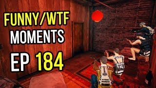 PUBG: Funny & WTF Moments Ep. 184