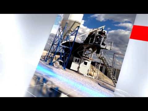 Будни бетонного завода #16 Обзор Бетонный завод БСУ 35.40 Лука.Как работает бетонный завод