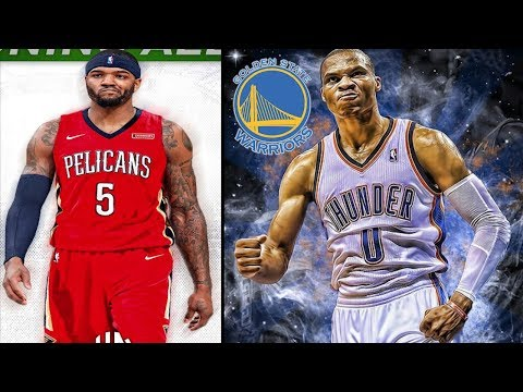 JOSH SMITH ON THE PELICANS WILL BREAK THE NBA! WESTBROOK RECRUITED BY THE WARRIORS? NBA FAKE NEWS