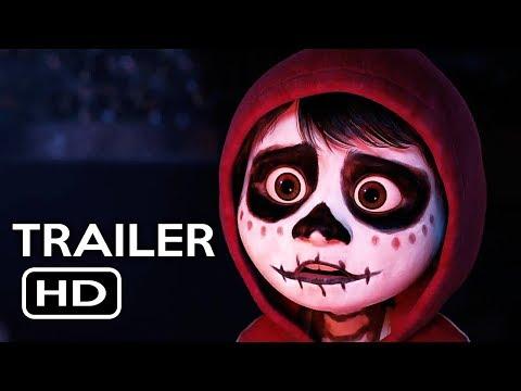Download Youtube: Coco Official Trailer #4 (2017) Gael García Bernal Disney Pixar Animated Movie HD