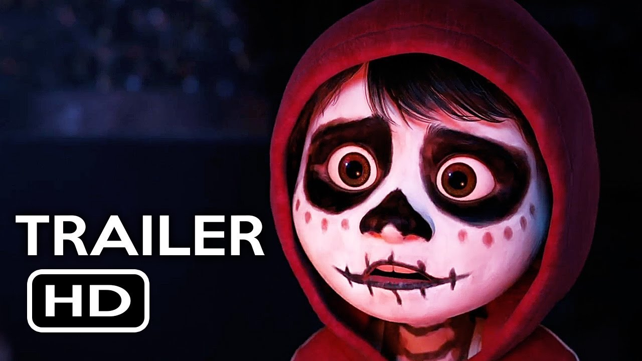 Coco Official Trailer Youtube