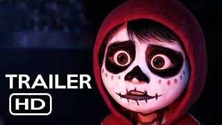 Coco Official Trailer 4 2017 Gael Garca Bernal Disney Pixar Animated Movie HD