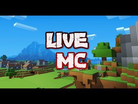 LIVE Z SERWERA MC | IP: Nejuz.aternos.me WERSJA: 1.8 ...