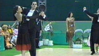 "Красимир Марчев и Кристина Николова - 2001 г., к.к. ""Албена"""