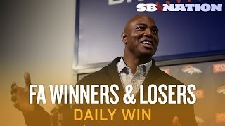 Winners and losers in NFL free agency (Daily Win)