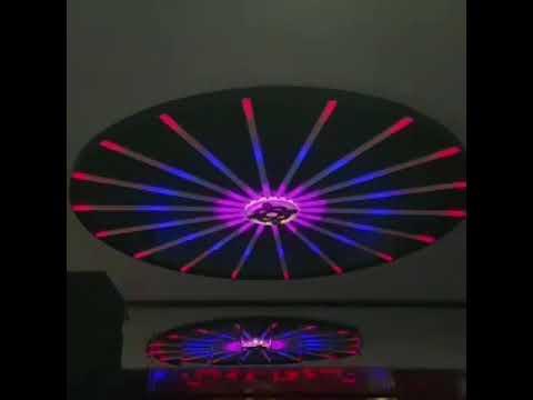 Tavan  Pixel Led ışıklandırma Disko Düğün Salonu