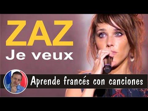 Canta en francés con ZAZ - Je veux