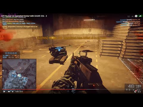 bf4 Hacker on operation locker with RAWR  336 - 3