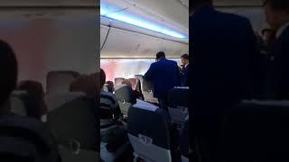 Авиадебошир - 27 марта 2018 года.