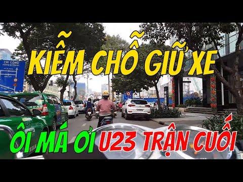 Tìm CHỖ GIỮ XE ngày U23 đá chung kết châu Á |  Guide Saigon Food