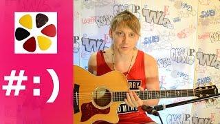 Уроки игры на гитаре- Taylor 614ce / Мотивация