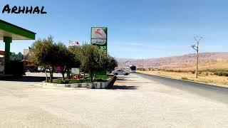 SET transport sur la route nationnal 10 entre tinghir et tinjdad