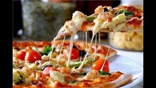 Легкий рецепт приготовление пиццы