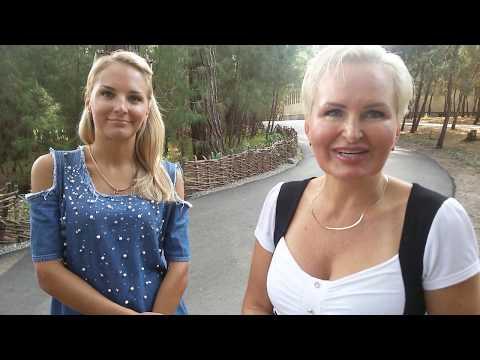 Юлия и Ирина из Санкт-Петербурга. Отзыв о пансионате Сосновая роща. Абхазия