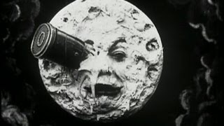 Le Voyage Dans la Lun (A Trip to the Moon) by Georges Méliès (1902)