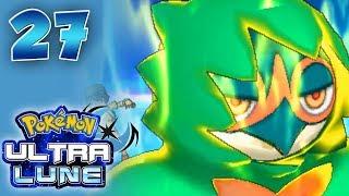 ENCORE ET TOUJOURS DE LA BASTON ! 👊 - Pokémon Ultra-Lune #27