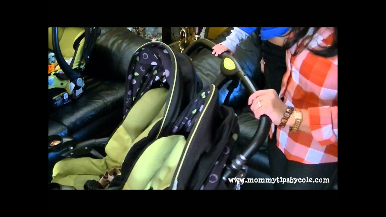 Review: Combi Double Stroller (Part 2) - YouTube