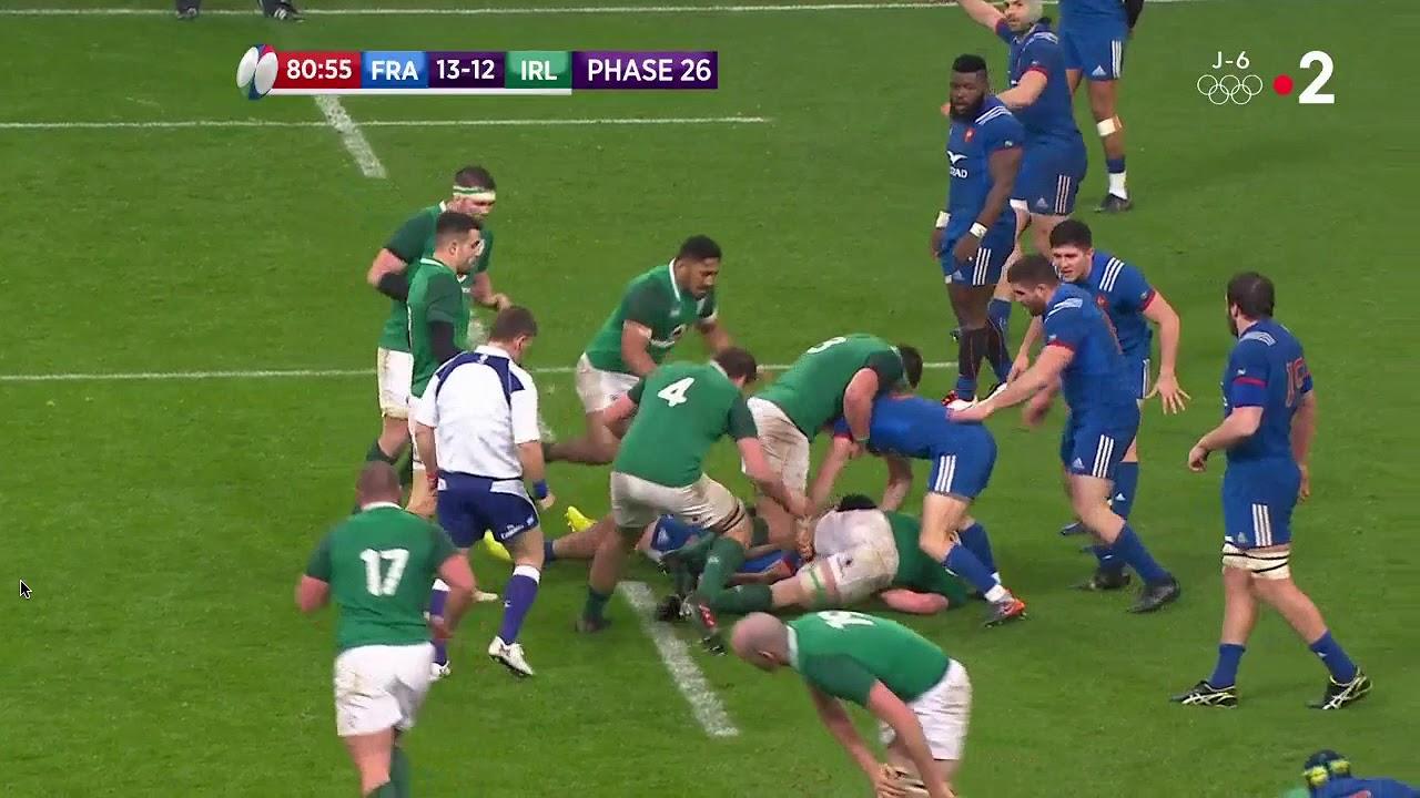 irish rugby fixtures 2018