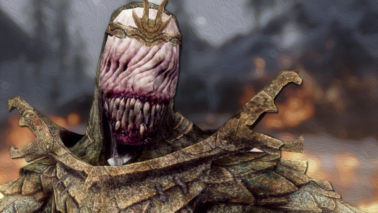 The Best Skyrim DRAGON PRIEST Mods