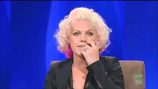 P!nk - Enough Rope with Andrew Denton 2006