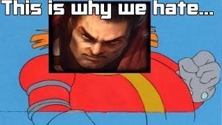 This is why we hate Darius (This video contains Darius)
