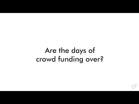 Crowdfunding – 2019 World Economic Forum Crypto Valley Blockchain Community Event
