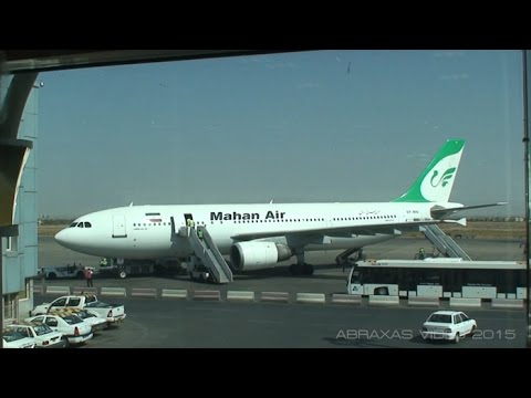 Mashhad Airport Spotting