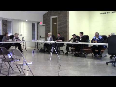 Graham County Travel & Tourism Board Meeting February 2016