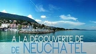 A la découverte du bord du lac de Neuchâtel