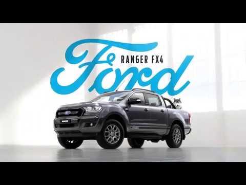 Ford Ranger Xlt >> MIKE BLEWITT FORD - RANGER FX4 Advertising - YouTube