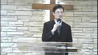 20120219 台北純福音主日 蔡維新長老 剛強壯膽建造聖殿