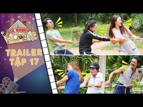 Gia đình sô - bít Trailer tập 17: Cả nhà hào hứng tham gia cuộc thi hội thao để giành kỷ vật giá trị
