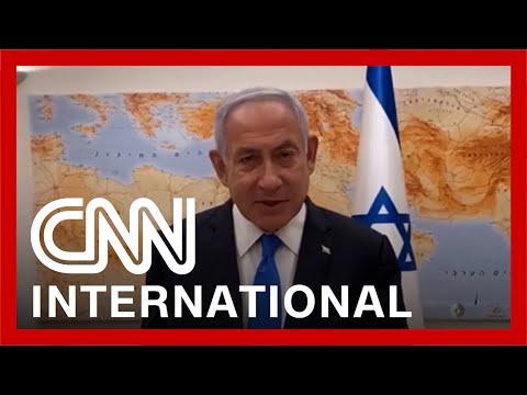 Netanyahu Blasts ICC Probe Into Alleged War Crimes By Israel