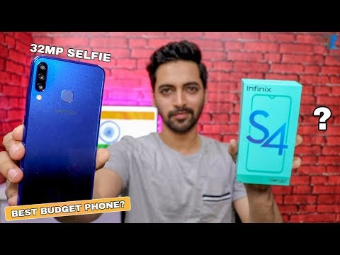 infinix-s4---unboxing-&-hands-on-|-32mp-selfie-|-triple-camera-|-under-rs.9000-??