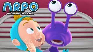ARPO The Robot For All Kids - ET | Full Episode | Cartoon for Kids