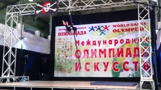 Кубок России и СНГ по ВСЭ подвесная мачта и мой дебют-2 место)