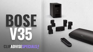 Video Top 5 Bose V35 [2018]: Bose Lifestyle V35 Home Theater System (Discontinued by Manufacturer) download MP3, 3GP, MP4, WEBM, AVI, FLV Juni 2018