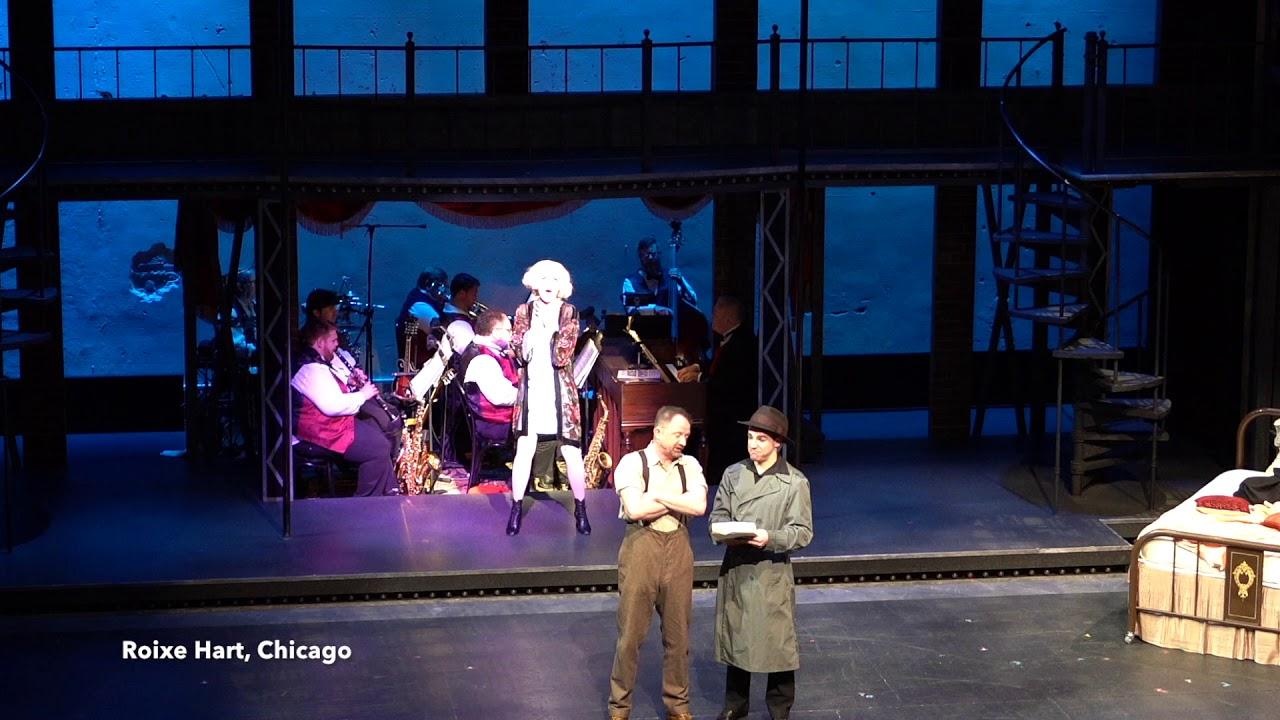 Musical Theatre Reel-Adriana Milbrath