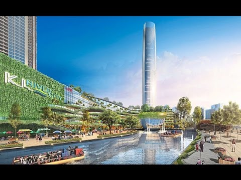 Kuala Lumpur Tallest Building Projects and Proposals  2016-18