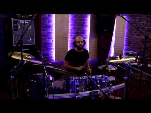 Stevie Wonder-Higher Ground Drum Cover