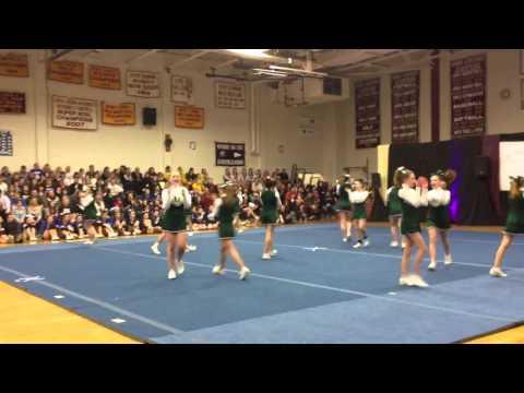 Knox trail junior high school Cheerleading