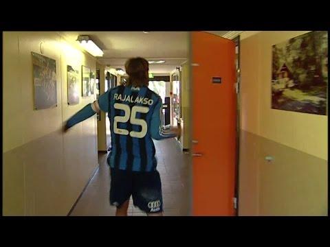 Rajalaksos utbrott efter röda kortet mot Kalmar - TV4 Sport