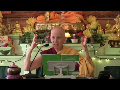 04 Exploring Monastic Life: Taking Refuge 07-26-19