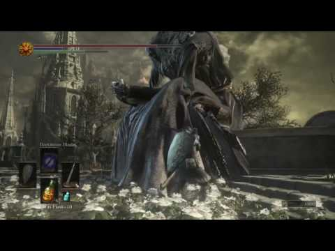Dark Souls 3 - The Ringed City Playthrough (Part 2)