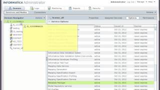 Create Metadata Manager Service