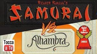 Tocca a te Speciale - Alhambra vs Samurai