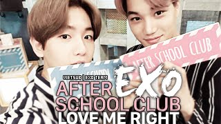 [Vietsub] 150623 After School Club with Baekhyun & KAI [EXO Team]